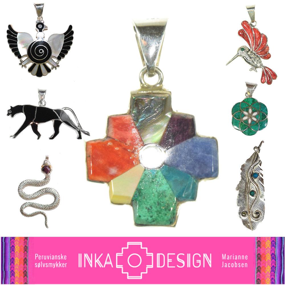 InkaDesign, peruvianske sølvsmykker